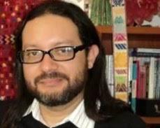 El autor, Marco Pérez Navarrete