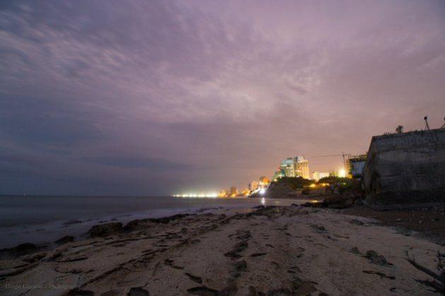 Panorama de la ciudad portuaria de Manta, en Ecuador, cercana a donde se proyecta construir el proyecto El Aromo. Foto: Diego Lizcano/Flick-CC BY-NC-ND 2.0