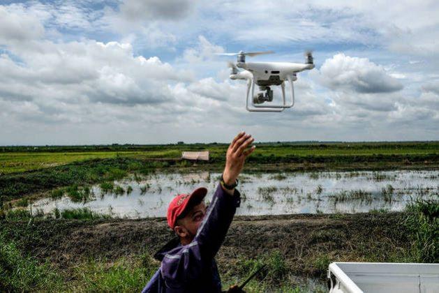 La FAO aboga por una inteligencia artificial transparente, inclusiva, socialmente beneficiosa y responsable. Foto: FAO