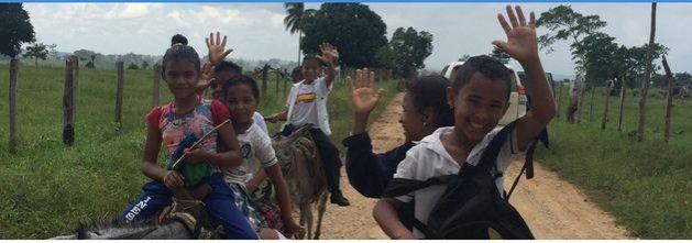 En las zonas rurales de Colombia, que estuvieron marcadas por la confrontación entre el Estado y las guerrillas, continúa el reclutamiento forzoso de niñas, niños y adolescentes por parte de grupos armados irregulares. Foto: OCHA Colombia