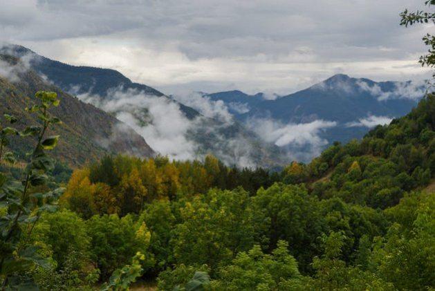 Valle de Unarre, en el Parque Natural del Alto Pirineo. Foto: Orio Lapeira / Shutterstock