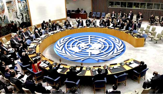 El Consejo de Seguridad de las Naciones Unidas es ahora uno de los campos de batalla de una nueva Guerra Fría, esta vez entre Estados Unidos y China, lo que le impide cumplir su papel de ayudar a solventar esa crisis de alcance global. Foto: ONU